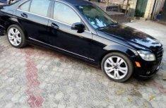Benz c300  black for sale