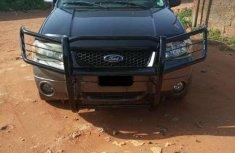 Ford escape 2004 Black for sale