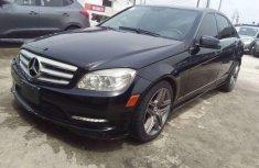 Mercedes Benz C300, 2011 model. black for sale