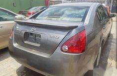 Nissan Maxima 2004 Gray for sale