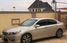 Honda accord gold for sale