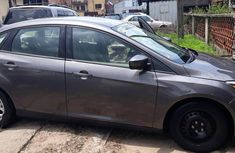 Ford Focus 2012 Gray for sale