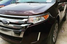 2012 Ford Edge Automatic Petrol well maintained for sale