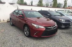 Toyota Camry 2016 Red for sale