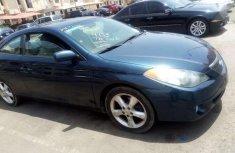Toyota solara 2004 Blue for sale