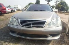 Mercedes Benz S500 2005 for sales