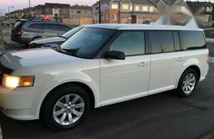 Ford Flex 2012 White for sale