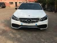 2014 Mercedes-Benz E63 for sale