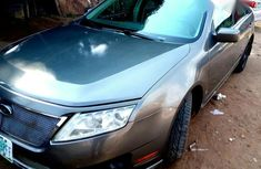Ford Fusion SE 2010 Gray for sale