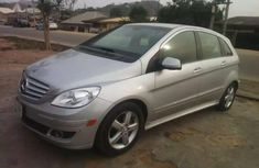 Mercedes Benz B200 Silver for sale