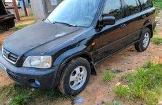 Honda CR-V 2002 black for sale