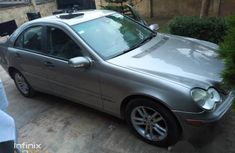Mercedes-Benz C230 2005 Silver for sale