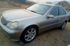 Mercedes benz C230 2005 Silver for sale