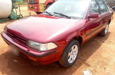 1998 Nigerian used Toyota carina 2