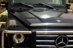 Affordable Armored Treated Mercedes G-Waggon 55 2013 for sale