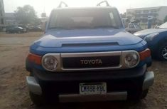2008 Blue Toyota FJ Cruiser for sale at cheap price