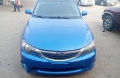 Subaru Impreza 2009 2.5i Blue for sale