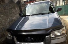 Ford Escape 2006 Blue for sale