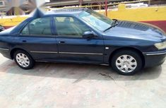 Peugeot 406 2004 Coupe Blue for sale
