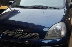 TOYOTA YARIS 2001 TOKUNBO CAR for sale