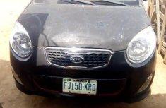 Kia Picanto 2010 1.1 Black for sale