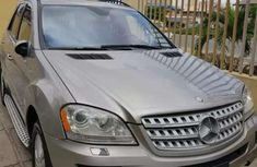 Mercedes-Benz ML500 4Matic 2007 Silver for sale