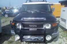 Toyota FJ Cruiser 2008 Black for sale