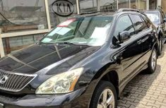 Super Clean Black Lexus 350 RX 2008 for sale cheap