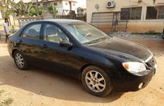 2004 Kia cerato black for sale