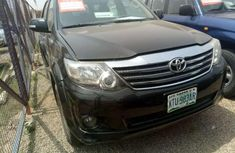 Toyota Fortuner fuel 2012for sale