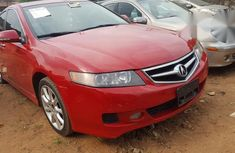 Acura TSX Automatic 2008 Red for sale