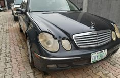 Almost brand new Mercedes-Benz E320 2003 for sale