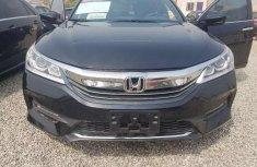2017 Honda Accord Sport Black for sale
