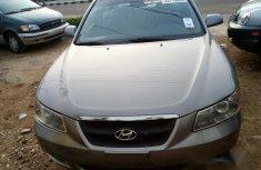 Hyundai Sonata 2.4 2007 Gray for sale