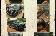 Mercedes Benz G63 AMG for sale