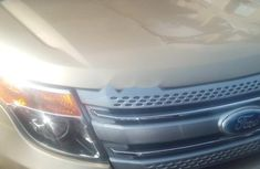 Almost brand new Ford Explorer 2011 for sale