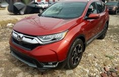 Honda CR-V 2018 Red for sale