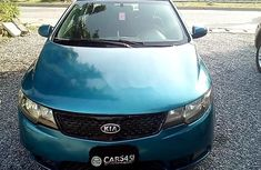 Kia Cerato 2012 Petrol Automatic Blue for sale