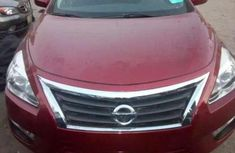 Nissan Altima 2013 press to start red for sale