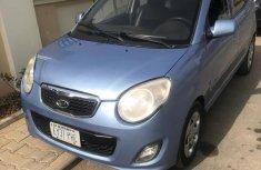 Kia Picanto 2010 1.1 Blue for sale