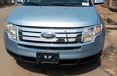 Ford Edge 2008 Blue for sale