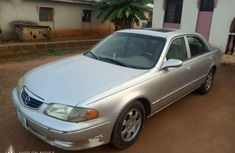 Mazda 626 silver color 2000 model for sale