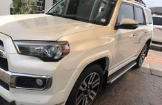 Foreign used Toyota 4Runner 2017 for sale