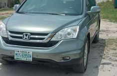 A Nigerian used Honda CR-V for sale