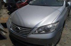 Lexus ES 350 2010 Silver for sale