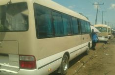 Tokunbo Toyota Bus for sale