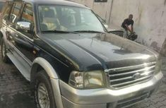 Super Clean Black Ford Everest 2003 for sale cheap