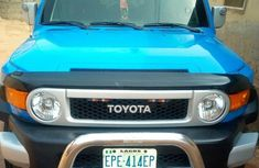 Toyota FJ Cruiser 2007 Blue for sale