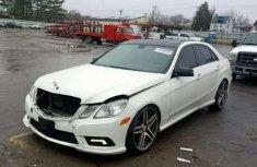 Mecercedes Benz E350  2015 White For Sale