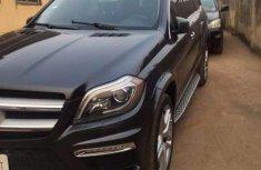 Mercedes Benz GL 550 2016 Black for sale